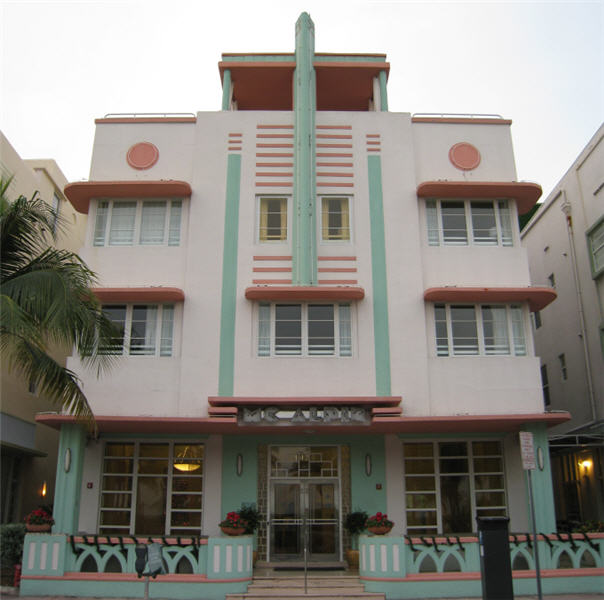 Miami Beach Art Deco Distrikt