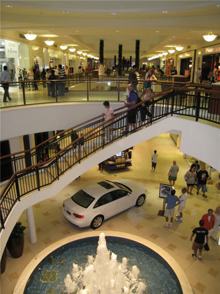 Aventura mall coupons