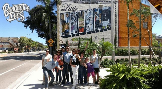 Miami Stadtrundfahrt in kleiner Gruppe