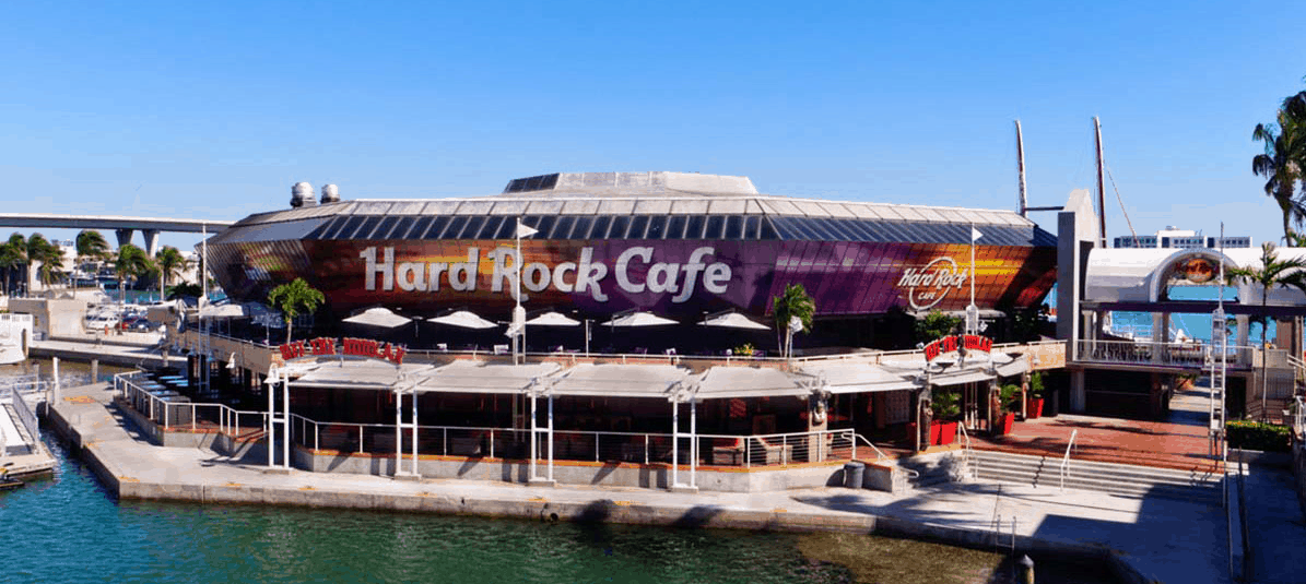 Hardrock Cafe Miami