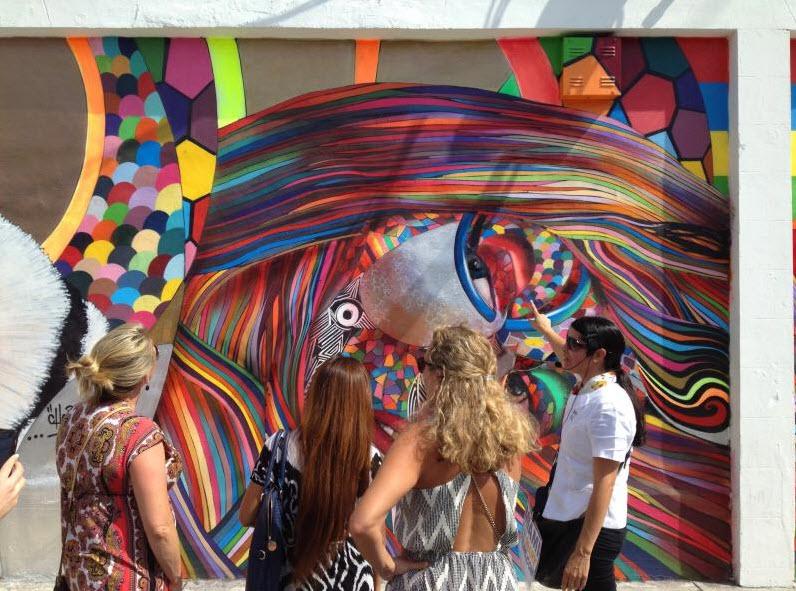 Sehenswürdigkeiten Miami Wynwood Kunst