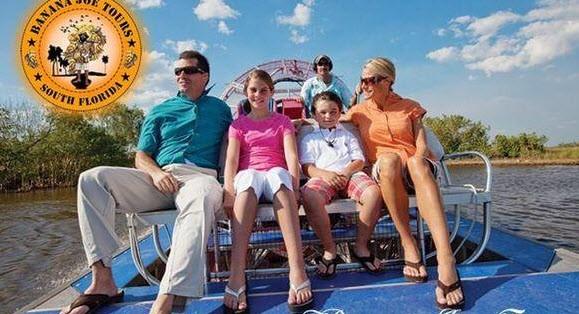 VIP Everglades Tour