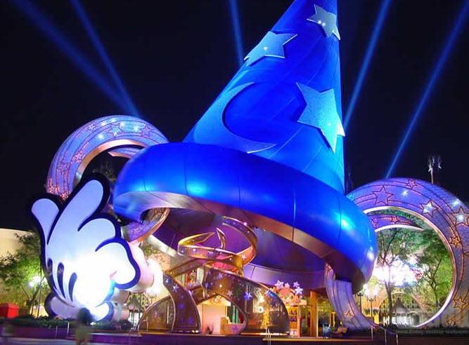 Disney Orlando von Miami