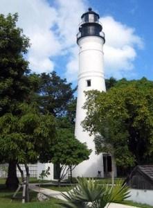 Leuchtturm auf Key West, Florida