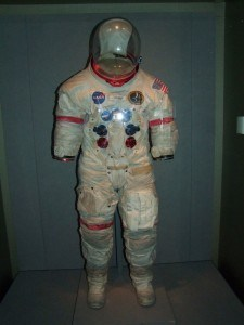 Raumanzug Kennedy Space Centre
