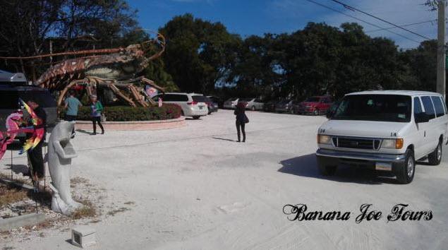 Mit dem Kleinbus von Miami nach Key West